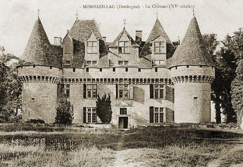 le chteau dans les annes - Chateau De Monbazillac Mariage