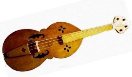 guitare moyen age